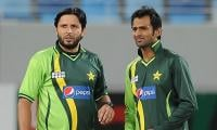 Shahid Afridi, Shoaib Malik confirm participation for ICC World XI against Windies