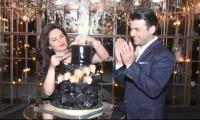 Sneak peek inside Fawad Khan's wife Sadaf's surprise birthday party