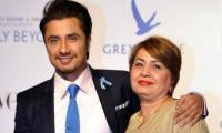 Ali Zafar's mother defends son amid sexual harassment allegations