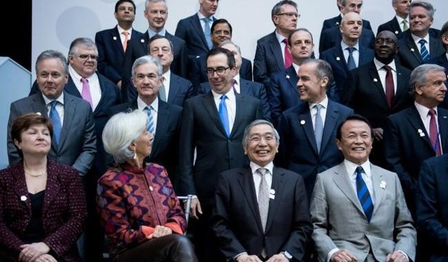 US-China trade tension dominates IMF gathering