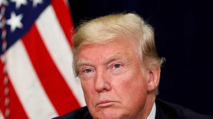 Donald Trump's tweet mentions 'Pakistani mystery man' after Democrats file suit