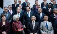US-China trade tension dominates IMF gathering
