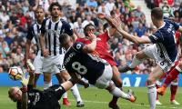 West Brom fightback steals spotlight from Liverpool's Salah