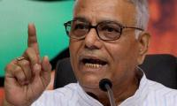 Yashwant Sinha quits BJP saying India's democracy in danger