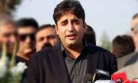 Bilawal blames PML-N for Karachi power woes