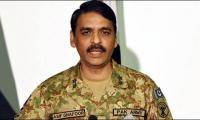 Hard times are over, says DG ISPR