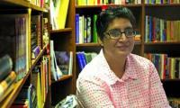 In memory of Sabeen Mehmud