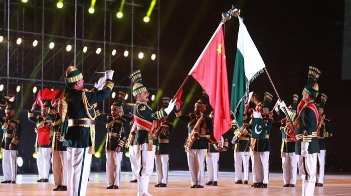 Pakistan military band mesmerises 'Horn of Peace' festival in Beijing