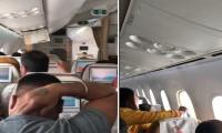 Indian airline's window panel falls out amid flight