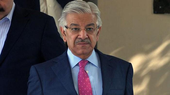 Big blow to PML-N, Khawaja Asif disqualified for life