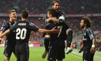 Real Madrid beat Bayern Munich 2-1 to take semi-final advantage
