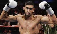 Amir khan dedicates his blistering victory over Lo Greco to Pakistani nation