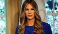 Melania Trump immortalised in wax at Madame Tussauds