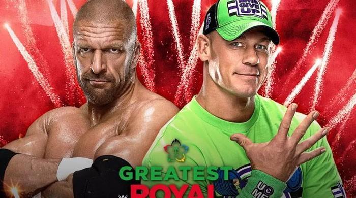 John Cena, Triple H, Undertaker, others entertain Saudis today at Royal Rumble in Jeddha