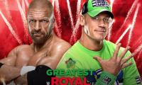 John Cena, Triple H, Undertaker, others entertain Saudis today at Royal Rumble in Jeddha