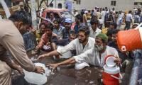 Heatwaves expected in Karachi