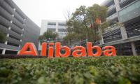Alibaba says annual net profit up 47 percent in 2017/2018