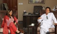 UK MP Naz Shah meets Imran Khan