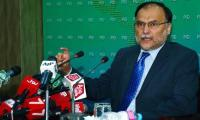 Condemnations pour in after gun attack on Ahsan Iqbal