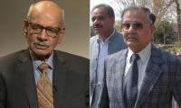 Asghar Khan case: SC dismisses review petitions of Aslam Beg, Asad Durrani