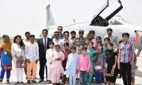 PAF opens its Bases for Thalassemia children on World Thalassemia Day
