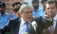 Supreme Court suspends Ishaq Dar's senate membership