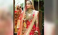 In pictures: See Sonam Kapoor's first bridal look here