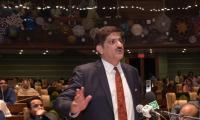 Sindh CM unveils Rs1.144 trillion budget, announces 10 percent salary hike