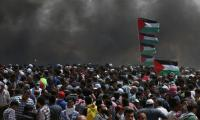 Israeli forces kill 16 in Gaza protests as anger mounts over U.S. Embassy