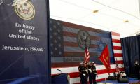 US officially opens its embassy in Jerusalem