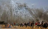 France´s Macron condemns Gaza violence, to talk to parties involved