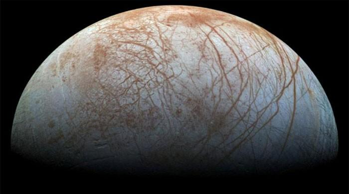 Jupiter moon Europa a prime candidate for life