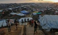 In Bangladesh, some 60 babies a day born in Rohingya camps: UN