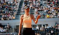 Sharapova into Italian Open semi-finals after epic Ostapenko win