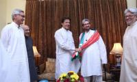 Another PML-N MNA joins PTI