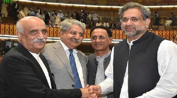 Govt, opposition finalize name of caretaker PM
