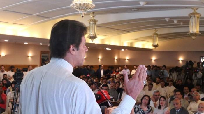 Imran Khan launches PTI's 100-day reform agenda