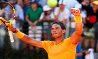 Nadal beats Djokovic, sets up Zverev clash in Rome final