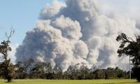 Hawaii faces new threat from volcano - gassy, glassy laze