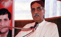Khursheed Shah challenges PTI to implement 100-day plan
