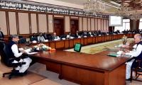 Cabinet approves placement of draft amendment for FATA s merger before Parliament