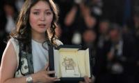 Kazakhstan hopes actress´s Cannes win will inspire local talent