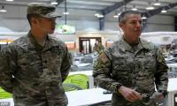 Pentagon set to nominate commando to head forces in Afghanistan