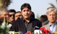 PPP paid $100,000 to Washington lobbyist for Bilawal meetings