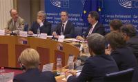 Zuckerberg apologises to EU lawmakers over data leak