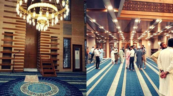 Junaid Jamshed Mosque opens its doors to public
