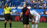 Zlatan Ibrahimovic sent off for head slap as Galaxy beat Impact
