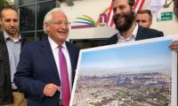 US says ambassador tricked over Jerusalem picture