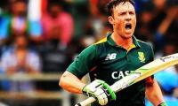 Shock as South Africa´s AB de Villiers retires
