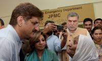Nobody can sell narrative of hatred, division in Sindh, says Murad